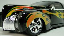Ford Hot Rod Vintage Race Car 1 18 Custom Concept Dragster Drag Carousel Black