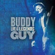 Live At Legends - Buddy Guy CD SILVERTONE