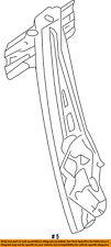 FORD OEM 11-17 Explorer Front Door-Window Regulator BB5Z7823209A