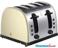 Russell Hobbs 21302 Legacy 4 Slice Polished 4 Slice Toaster Cream