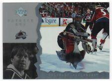 1996-97 Upper Deck Ice 107 Patrick Roy Colorado Avalanche