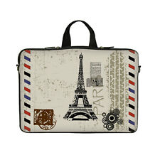 "15"" 15.6"" Laptop Notebook Computer Sleeve Case Bag w Hidden Handle 2907"