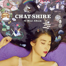 IU - CHAT-SHIRE (4th Mini Album) CD+Booklet+Extra Photocard