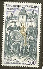 "FRANCE STAMP TIMBRE N° 1579 "" JEANNE D'ARC VAUCULEURS "" NEUF xx TTB"