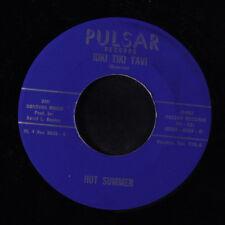 HOT SUMMER: Riki Tiki Tavi / Night Owl 45 (Houston, Texas covers c. '70, few li