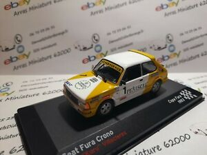 Seat Fura Crono - 1983 - Rally Copa Fura - boite pléxi 1:43 eme   (  neuf  )