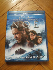 Noé - Russell Crowe - Emma Watson - Blue-ray+dvd
