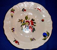 "Herend 7 5/16"" Salad Plate in Fruits & Flowers Pattern  #1518/BFR    1930's"