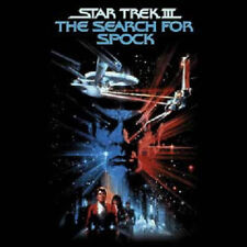 Star Trek Iii: The Search For Spock Poster T-Shirt New Unworn