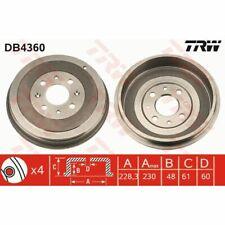 Bremstrommel, 1 Stück TRW DB4360