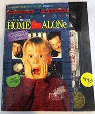 HOME ALONE (Blu-ray/DVD/DIGITAL) VHS RENTAL SLIPCOVER-BRAND NEW & SEALED