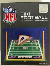 Buffalo Bills Fiki Tabletop Football Game Flick it and Kick It
