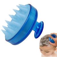 Shampoo Scalp Head Shower Massage Massager Cleaning Scrub Hair Brush Comb