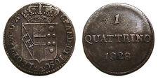 Italien Firenze Leopoldo II, Quattrino 1828