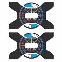 Protezioni adesive per Borse Valigie Laterali mod_03 compatibili con BMW GS