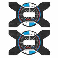 Protecciones Adhesivo para Bolsas Maletas Lateral Mod _ 03 Compatible con BMW GS