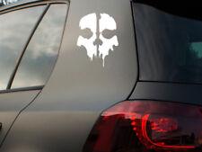 Calavera auto pegatinas sangre sticker Blood Skull motocicleta quad Punisher tatuaje