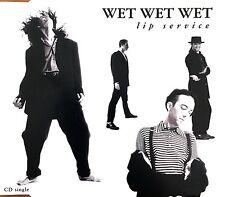 Wet Wet Wet Maxi CD The Lip Service