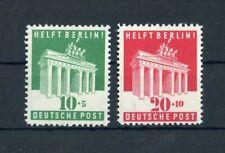 BIZONE Nr.101-102A ** BERLIN-HILFE 1948 ME 16,-++ - siehe Foto !! (135481)