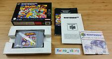 Nintendo 64 N64 Super Smash Bros PAL