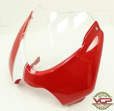 2008 Ducati Monster S2R1000 Front Upper Nose Fairing Windshield  Shroud 0005231