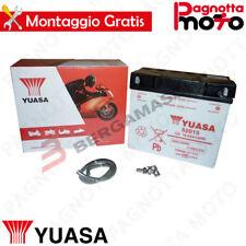 BATTERIA YUASA 52015 BMW R65GS 650