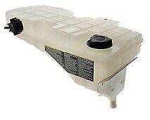 Peterbilt Kenworth Surge/Expansion Tank Plastic N5346001 T1673008 w/Cap & Sensor