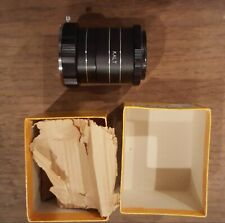 KALT EXTENSION TUBE SET for Nikon Mount Vintage Great Condition
