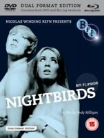 Nuevo Nightbirds / el Cuerpo Beneath Blu-Ray + DVD