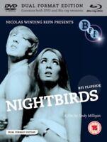 Nuovo Nightbirds / The Body Sotto Blu-Ray + DVD