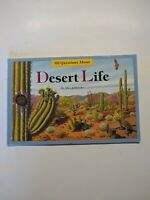 101 Questions About Desert Life by Alice Jablonsky Paperback 1994
