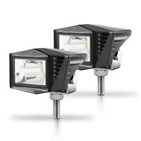 "2Pcs 2.5"" LED Work Light Spot Headlight Driving Lamp Offroad Motorcycle SUV 4WD"