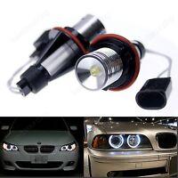 7000k Weiß LED Angel Eyes Standlicht für BMW E39 E60 E61 E64 E65 E66 E53 E83 E87