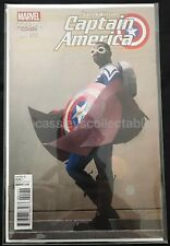 MARVEL Comics Sam Wilson Captain America Issue 1 Cosplay Variant Spencer Acuna