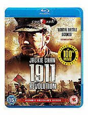 1911 REVOLUTION (BLU RAY EDITION) *NEW AND SEALED* JACKIE CHAN DRAMA 99p