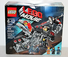 LEGO Movie Melting Room (70801) - Slight Wear to Box