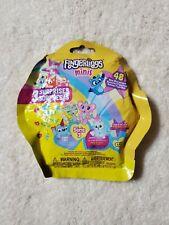 FINGERLINGS MINIS 3pc in Foil Bag - 1 figure plus bonus Bracelet & Charm