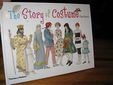 The Story of Costume ~ John Peacock. BBC Costume Designer. HbDj  illustrated WoW