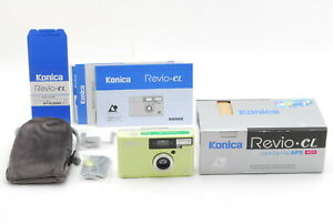 【UNUSED ⊛MINT⊛】 KONICA REVIO CL POINT & SHOOT APS FILM CAMERA FROM JAPAN