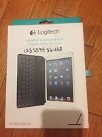 Logitech Ultrathin Mini 920-005021 Wireless Keyboard, Brand New