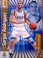 SERGIO RODRIGUEZ #286 JUGON. ( R.MADRID CB ) ACB 10/11 ( SPAIN )  PANINI