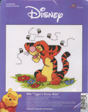 Tigger's Buzzy Bees Cross Stitch Kit *NEW*