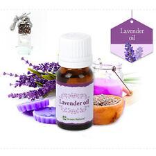 Lavender Oil Car Vehicle Air Freshener Essential Diffuser Silver Cap Bottle