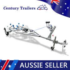4.3 Metre Wobble Rollers Boat Trailer