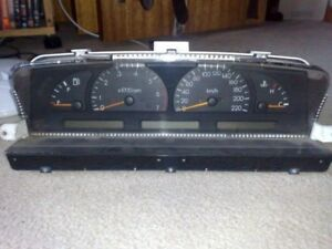 VN VP VS VR Commodore Calais HSV Statesman odometer display repair