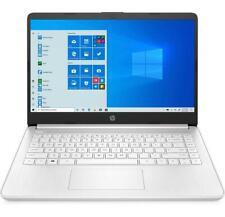 "HP 14s-fq0017na , AMD Athlon 3020e, 4GB, 64GB eMMC, 14"" Laptop White"