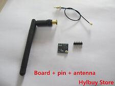 ESP8266 Serial WIFI Module+Antenna+Pin Transceiver Arduino STM32 boost Signal