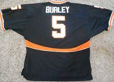 Siaha Burley Utah Blaze Afl Arena Football League Jersey - Adult Xxl - Black