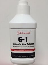Concrete Mold Release Agent. Concentrated Formula. Concrete Release Form Oil