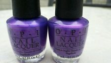 2 x OPI PURPLE WITH A PURPOSE (NL B30)